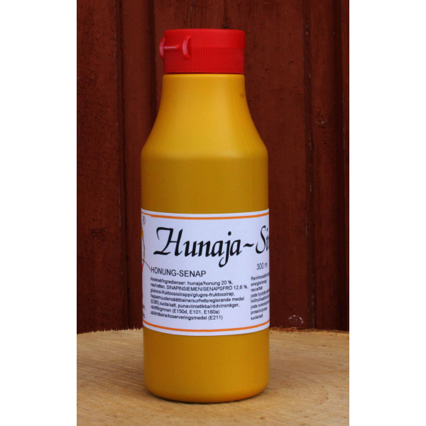 Hunaja Sinappi 300 ml